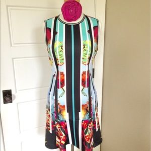 Clover Canyon Large Neoprene Dress